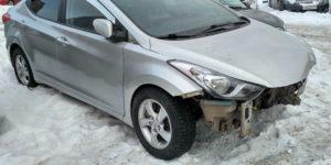 Выкуп Hyundai Avante в Тюмени